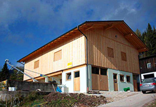 Carpentry ZEBAU | Agricultural buildings in Austria