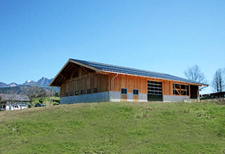 Zebau Carpentry - Agriculltural Buildings