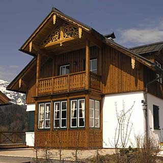 ZEBAU Carpentry | Verandas in the Salzkammergut